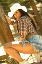 Cowgirl In Plaid picture 5