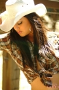 Cowgirl In Plaid picture 11