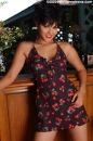 Cherries Dress On The Bar picture 3