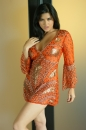 Orange Dress Sunny picture 8
