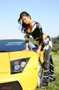 Yellow Lamborghini picture 4