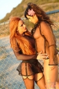 Sunny Gets Some Lesbian Action In The Desert picture 28