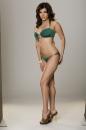 Green Bikini Sunny picture 12