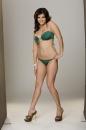 Green Bikini Sunny picture 19